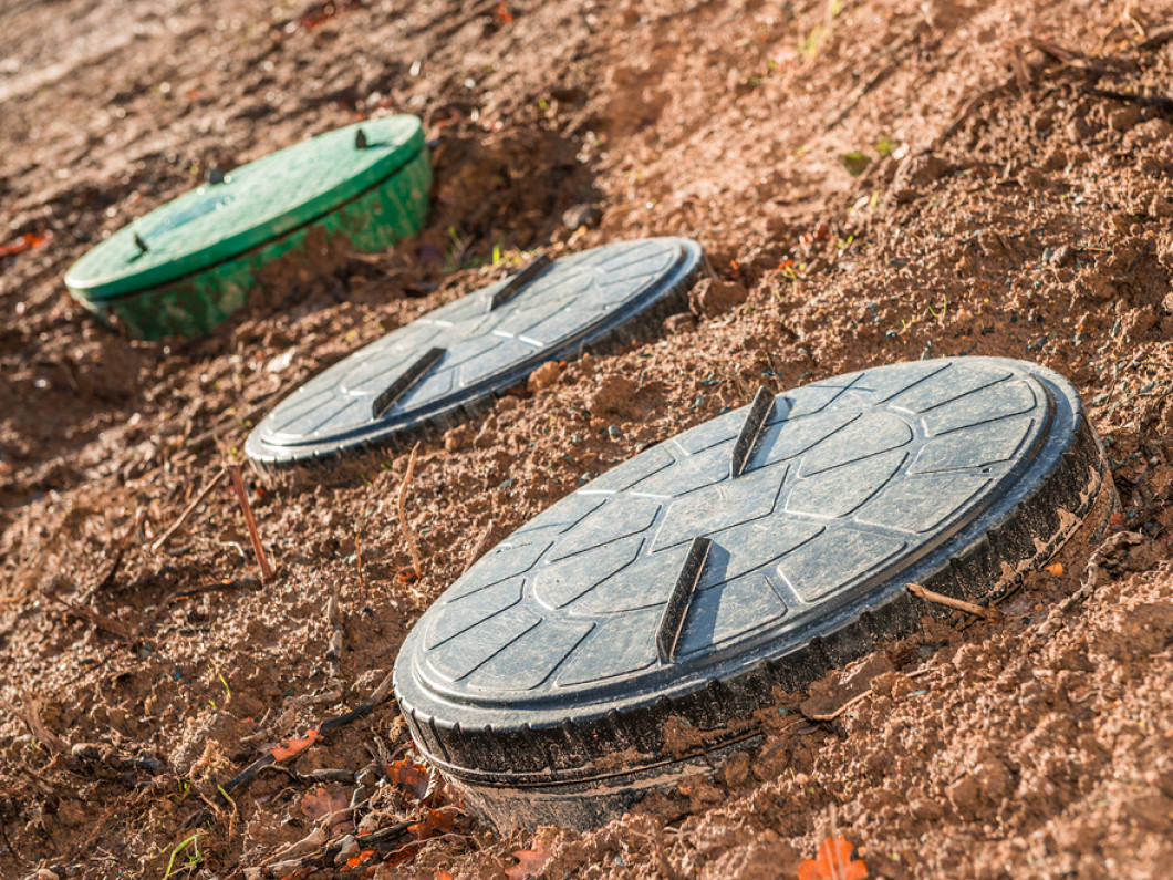 Buying a home with a septic system?